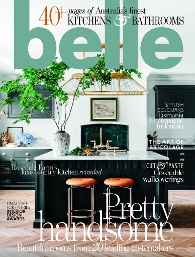 Belle Magazine Subscriptions