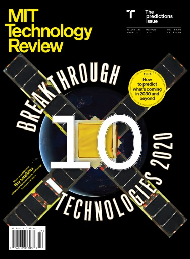 MIT Technology Review Magazine Subscriptions