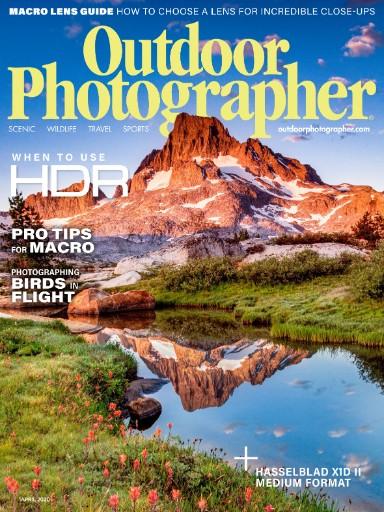 Outdoor Photographer Magazine Subscriptions