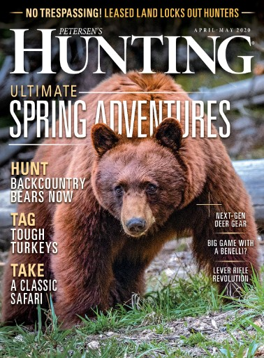 Petersen's Hunting Magazine Subscriptions