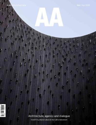 Architecture Australia Magazine Subscriptions