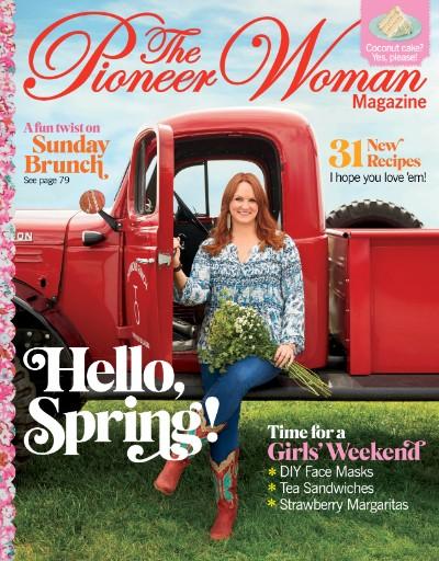 Pioneer Woman Magazine Magazine Subscriptions