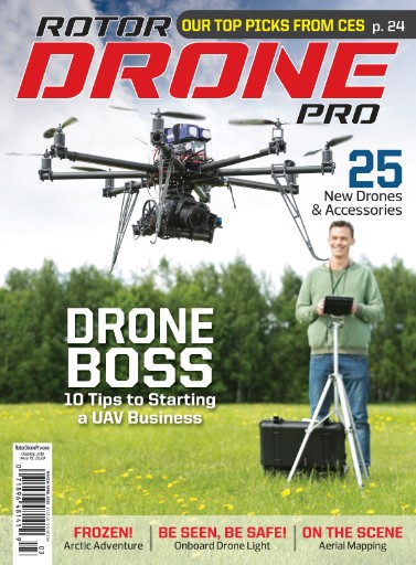 Rotor Drone Pro Magazine Subscriptions