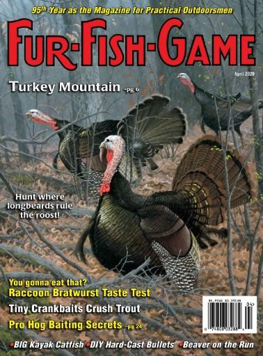 Fur-Fish-Game Magazine Subscriptions