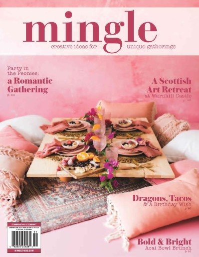 Mingle Magazine Subscriptions