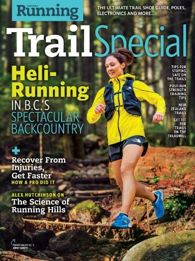 Canadian Running Magazine Subscriptions