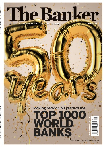 The Banker Magazine Subscriptions