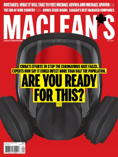 Maclean's Magazine Subscriptions
