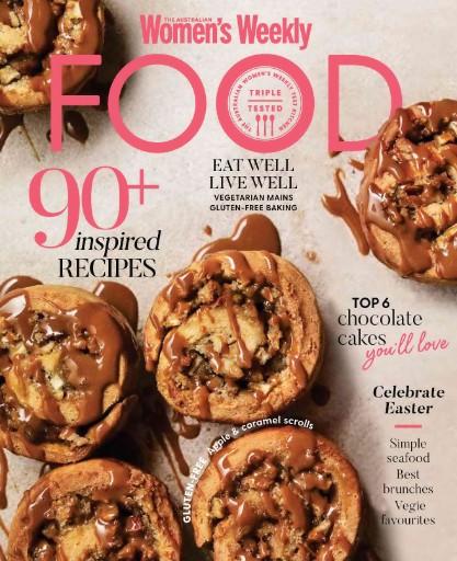 Australian Women's Weekly Food Magazine Subscriptions