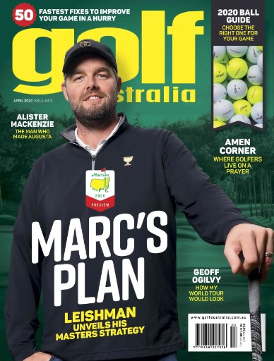 Golf Australia Magazine Subscriptions