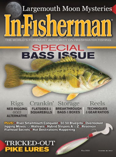 In-Fisherman Magazine Subscriptions