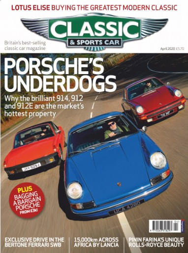 Classic & Sports Car Magazine Subscriptions