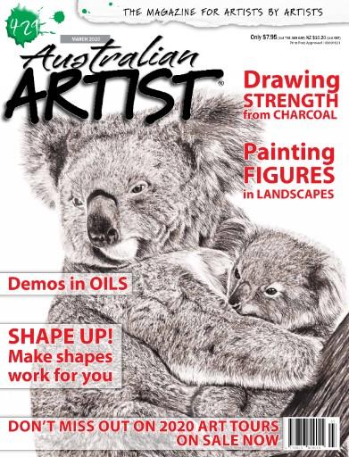 Australian Artist Magazine Subscriptions