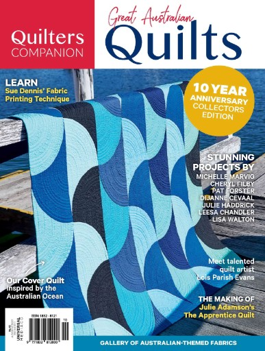 Great Australian Quilts Magazine Subscriptions