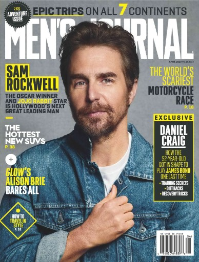 Men's Journal Magazine Subscriptions