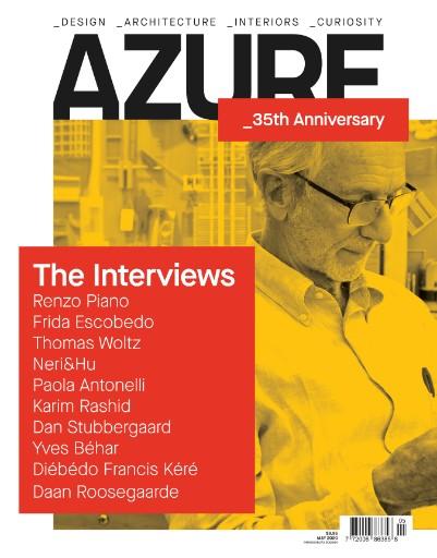 Azure Magazine Subscriptions