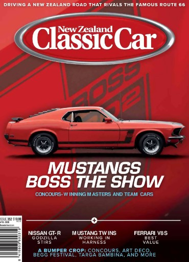 New Zealand Classic Car Magazine Subscriptions