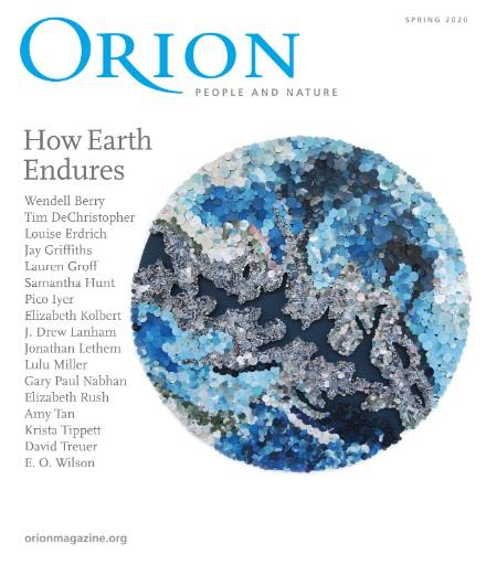 Orion Magazine Magazine Subscriptions
