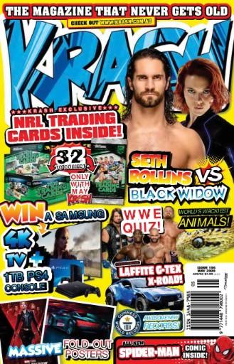 KRASH Magazine Subscriptions