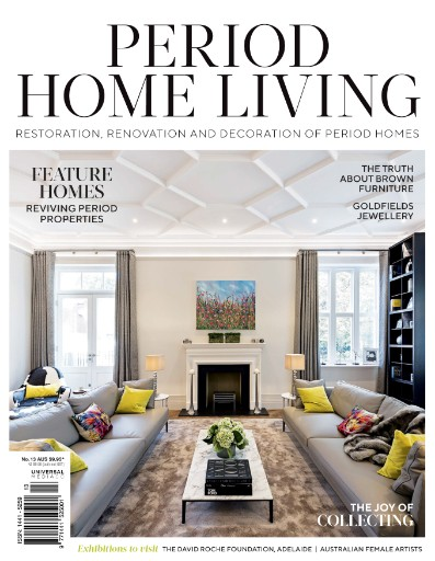 Period Home Living Magazine Subscriptions