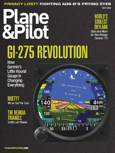 Plane & Pilot Magazine Subscriptions
