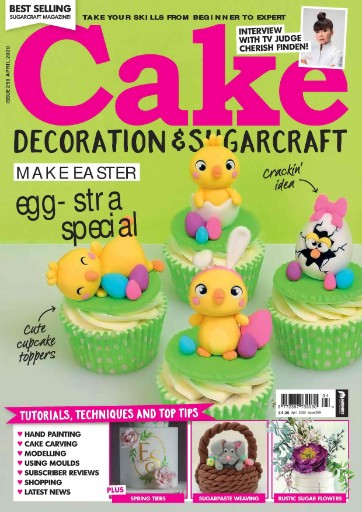 Cake Decoration & Sugarcraft Magazine Subscriptions