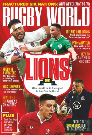 Rugby World Magazine Subscriptions