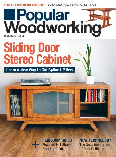 Popular Woodworking | Digital Magazine Subscription | Flipster