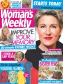 Woman's Weekly Magazine Subscriptions