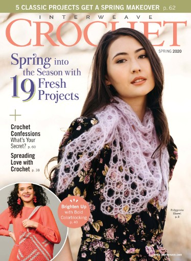 Interweave Crochet Magazine Subscriptions