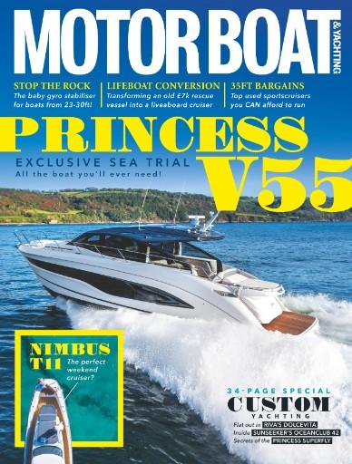 Motor Boat & Yachting Magazine Subscriptions