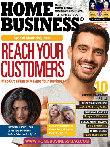 Home Business Magazine: The Home-Based Entrepreneur's Magazine Magazine Subscriptions