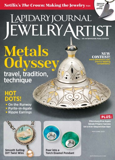 Lapidary Journal Jewelry Artist Magazine Subscriptions