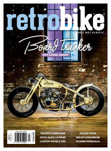Retrobike Magazine Subscriptions