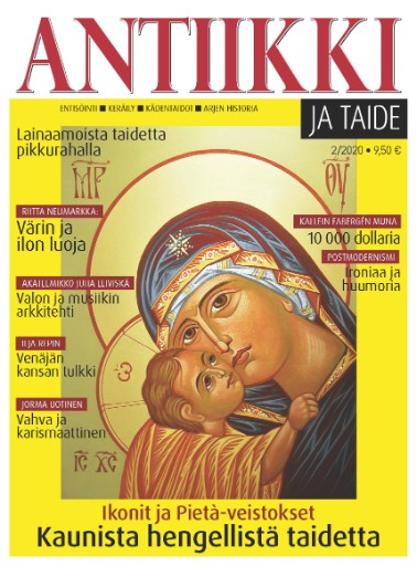 Antiikki ja Taide Magazine Subscriptions