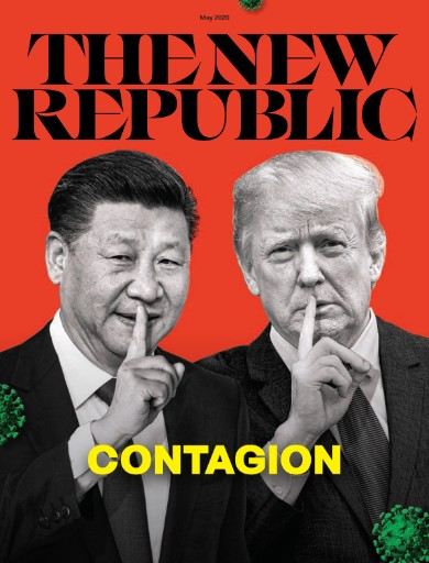 The New Republic Magazine - Fonts In Use