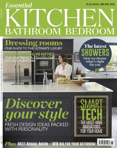 Essential Kitchen Bathroom Bedroom Magazine Subscriptions