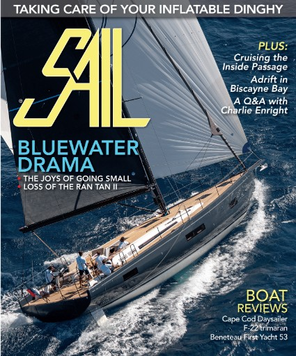 Sail Magazine Subscriptions
