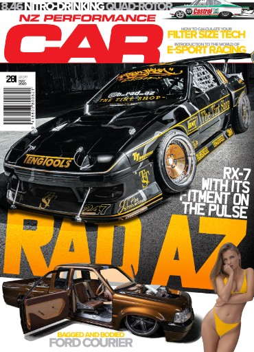 New Zealand Performance Car Magazine Subscriptions