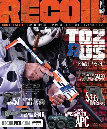 Recoil Magazine Subscriptions