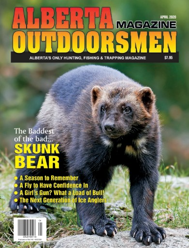Alberta Outdoorsmen Magazine Subscriptions