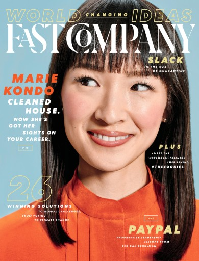Fast Company Magazine Subscriptions