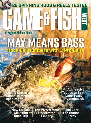 Game & Fish West Magazine Subscriptions