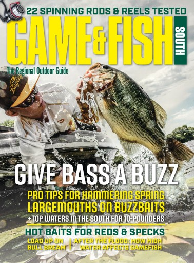 Game & Fish South Magazine Subscriptions