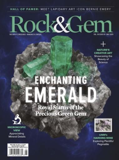 Rock & Gem Magazine Subscriptions