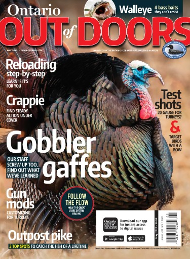Ontario Out of Doors Magazine Subscriptions