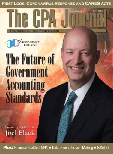 CPA Journal Magazine Subscriptions