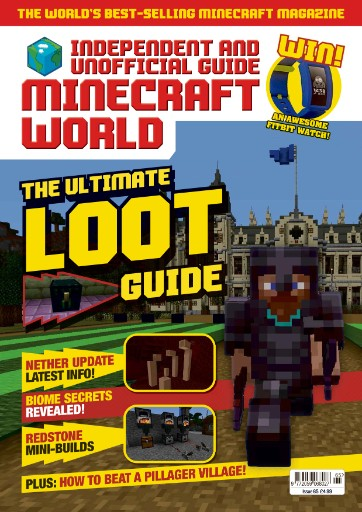 Minecraft World Magazine Subscriptions