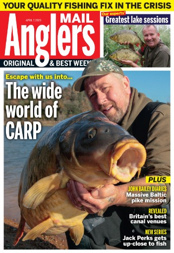 Angler's Mail Magazine Subscriptions