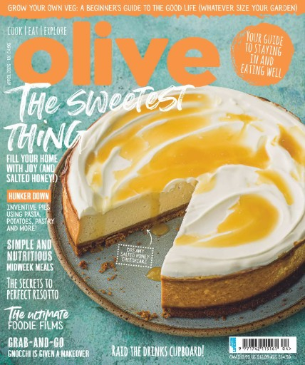 olive Magazine Subscriptions